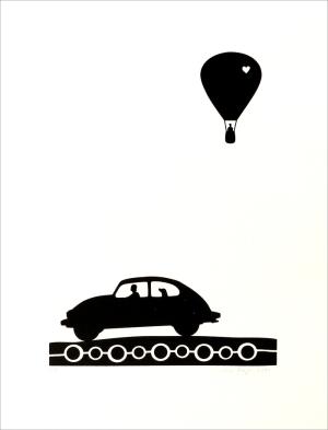 auto ballon_kontur